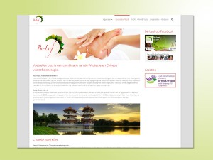 Be-leef website