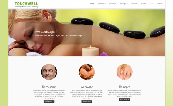 Touchwell website